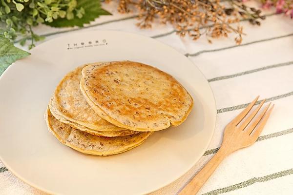 Gluten Free and Vegan Pancake