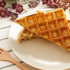 gluten free and vegan waffle