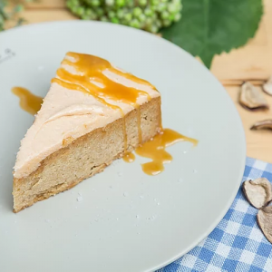 sea salt caramel cake