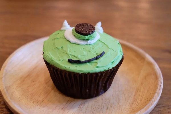 mike monster inc cupcakes