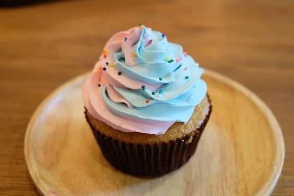 sparkles cupcakes