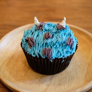 sully monster inc cupcakes