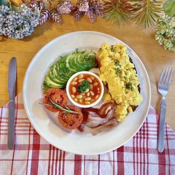theera favorite breakfast healthy